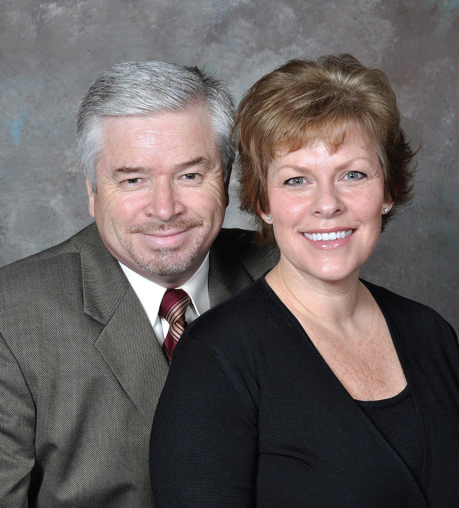 Wilson Living Magazine - Roy Harris and wife Amy