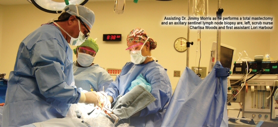 Wilson Living Magazine - Dr. Jimmy Morris
