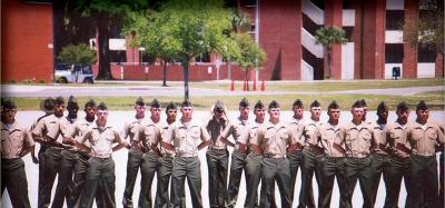 Wilson Living Magazine - Marines Graduation
