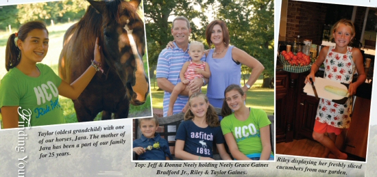 Wilson Living Magazine - Neely Farm
