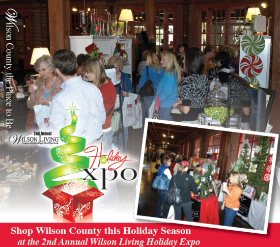 WLM - Wilson Living Holiday Expo