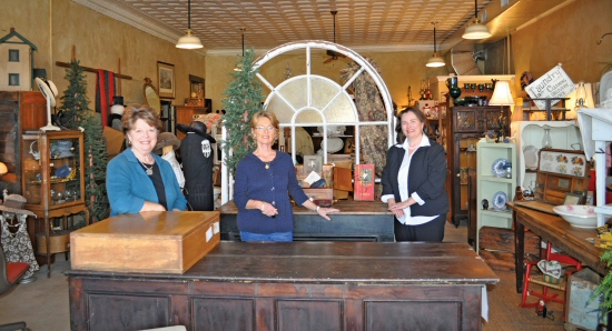 WLM - Owners Joyce Robertson, Loretta Haley & Kathy Hunter