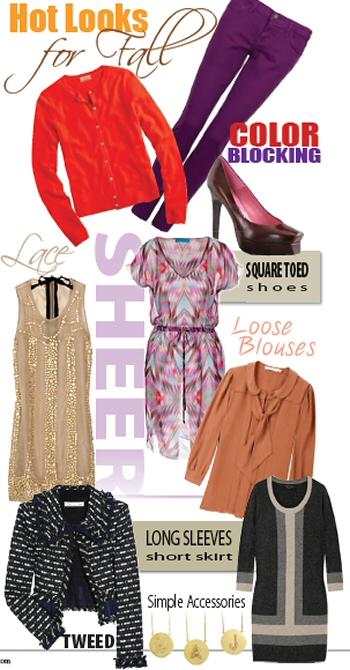 WLM - Fall Wardrobe Essentials