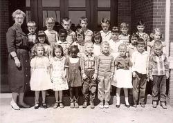 WLM - 1958 Kindergarten Class