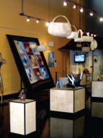WLM - Various works on display at the Art Center's Cultural Museum