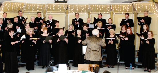 WLM - Bert Coble Singers
