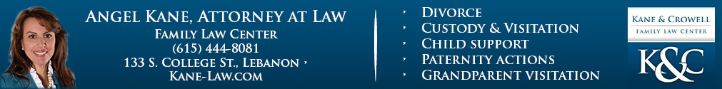 Angel Kane - Kane & Crowell Family Law Center