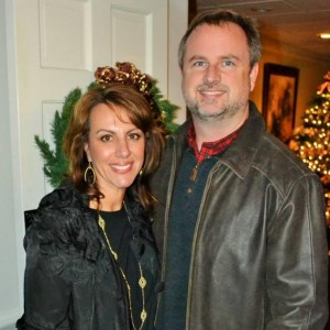 Angel Kane and her husband Brody