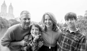 Becky Andrews and Family
